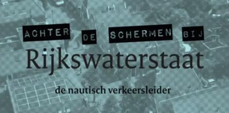 Logo Achter de Schermen bij Rijkswaterstaat